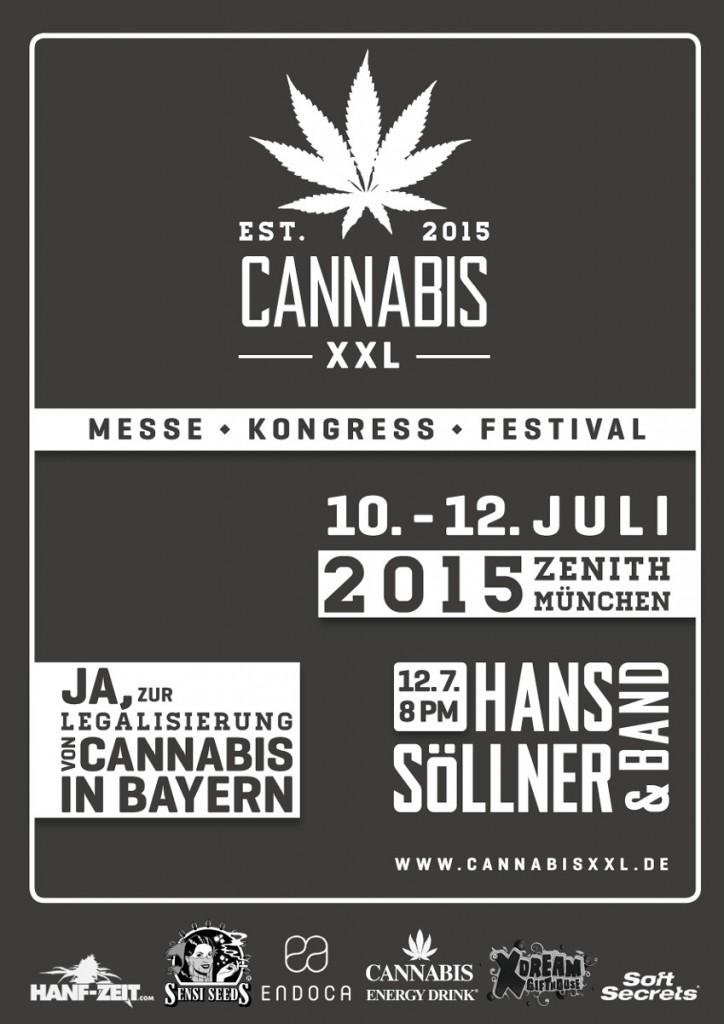 D - 80939 München @ Hanfmesse, Zenith (mit Band) | München | Bayern | Deutschland